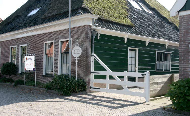 Monumentaal pand schilderen in Hoorn en omstreken